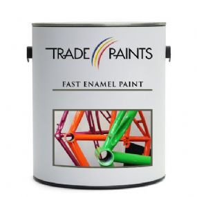 Fast Drying Enamel Metal & Timber Paint | www.paints4trade.com